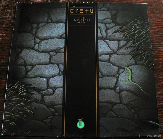 "Cretu ""The Invisible Man"" LP 1985"