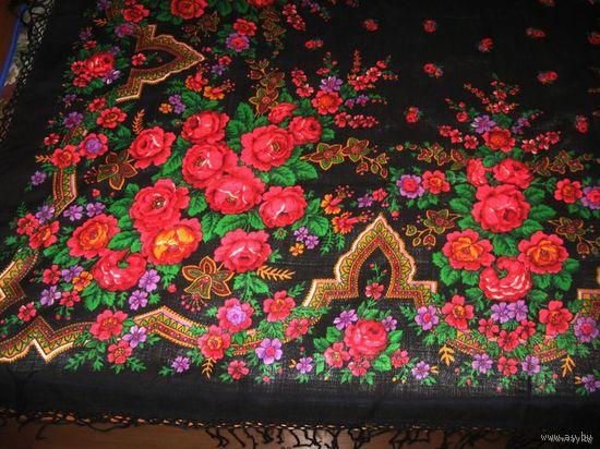 НОВЫЙ платок (бабушкин) конец 80-х годов