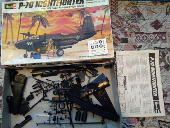 1/72 Revell P-70 Nightfigter