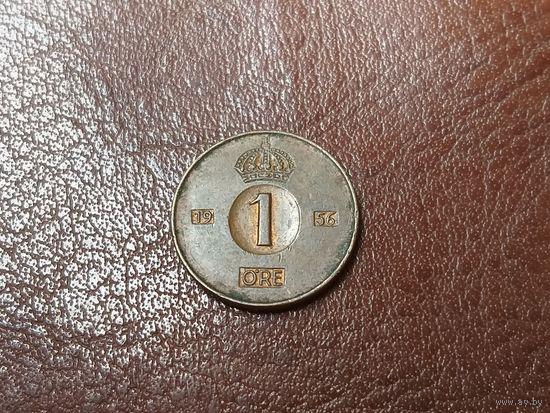 1 эре 1956 Швеция