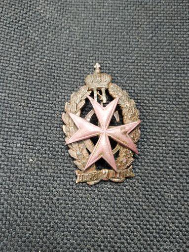 Полковой знак 93-го Иркутского полка. ОРИГИНАЛ