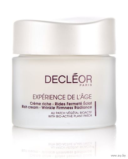 Насыщенный антивозрастной КРЕМ Decleor Experience De L'age Rich Cream - Wrinkle Firmness Radiance (Creme Riche - Rides Fermete Eclat) (пробник)