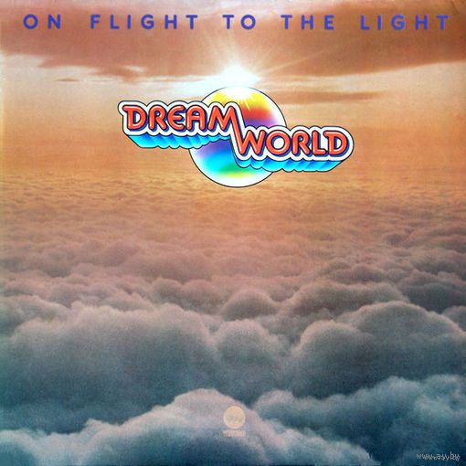 LP Dreamworld - On Flight To The Light (1980) Krautrock, Prog Rock