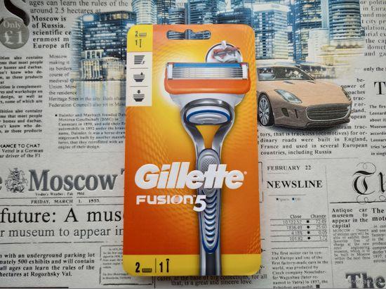 Станок для бритья Gillette Fusion 5 с 1-ой кассетой, Польша