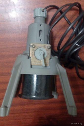 Керамический патрон E40  в металлическом корпусе
