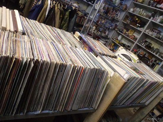 Распродажа! Пластинки разные и всех жанров. Дешево! Продажа в магазине или под заказ.