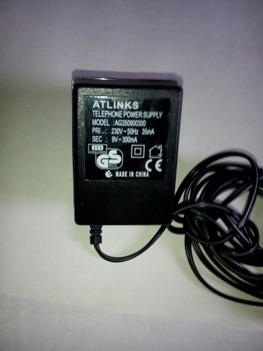 Блок питания \TELEPHONE POWER SUPPLY\ model AG3509000300
