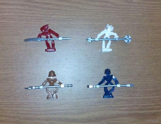 Экшен-фигурка BIONICLE MINI - TOA HORDIKA NUJU. LEGO 51640 (Бионикл, робот)