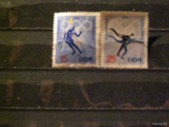 ГДР спорт Олимпиада