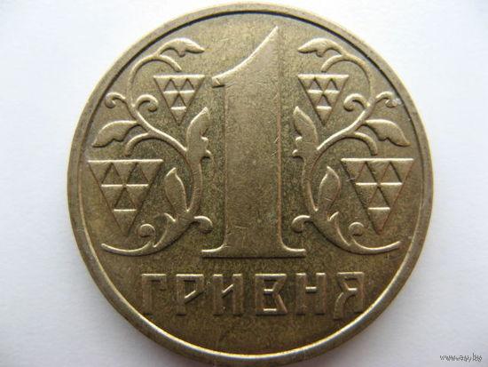 Украина 1 гривна 2001 г.