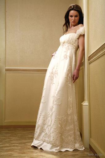 Свадебное платье Лаванда, из коллекции Райский сад, итальянской фирмы Papilio.