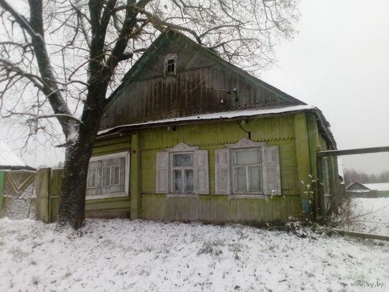 Домик для дачи под Борисовом в деревне Житьково 80 км от МКАД