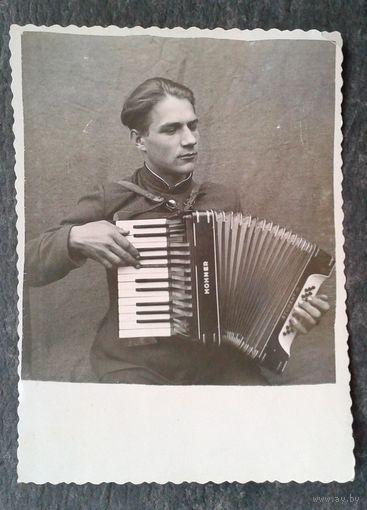 Фото из армейской жизни начала 1950-х. Снимки из дембельского альбома. Минск. Масюковщина. Цена за все.