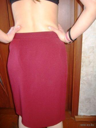 Офисная юбка  р.44