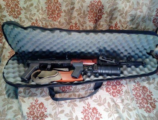 Футляр-чехол оружейный для ружья