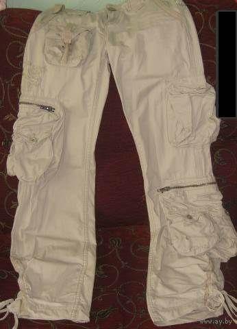 Крутые штанишки Fracomina р-р 44-46.