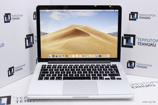 Apple MacBook Pro 13 A1502 (Mid 2014) на Core i5 (8Gb, 128Gb SSD). Гарантия