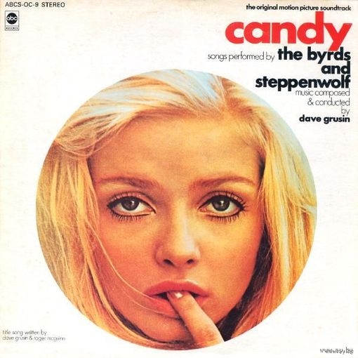 Various Artists - Candy- BYRDS, STEPPENWOLF - LP - 1968