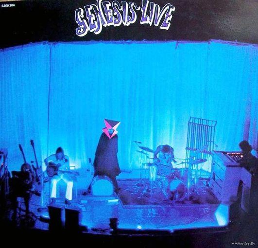 0002. Genesis. Live. 1973. Charisma (DE, Live) = 12$