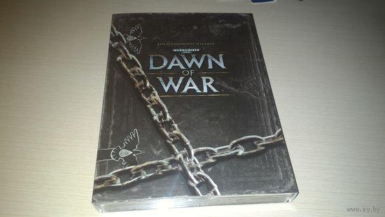 Warhammer Dawn of war 5 дисковое из коллекционного издания