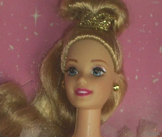 Кукла Барби/Barbie Sugar Plum Fairy фирмы Mattel, 1996 г.