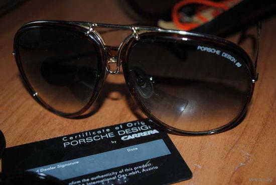 Вечная мужская классика, очки Porsche Design, как очки исключительно современные и стильные всегда.