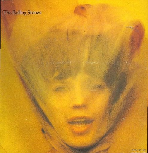 Rolling Stones - Goats Head Soup - LP - 1973