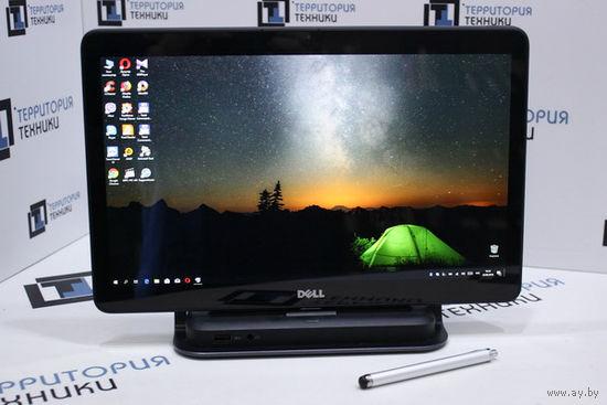 "Сенсорный 13.3"" планшет Dell Latitude 13 7350 (с док-станцией, Full HD, 128Gb SSD). Гарантия."