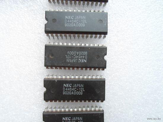 Микросхема D4464C-12L Nec быстрый 120 НС 8-Bit Sram Memory IC upD4464C HY6264 GM76C88 KM6264 похоже к537ру17