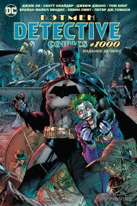Крис Конрой, Джейми Рич, Дейв Вельгош Detective Comics #1000