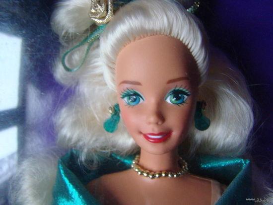 Новая кукла Барби / Barbie Royal Enchantment 1995