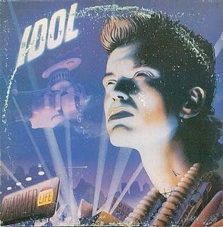 LP Billy Idol - Charmed Life (1992)