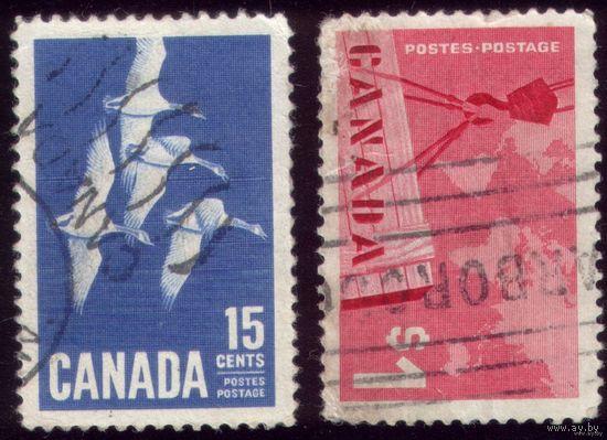 2 марки Канада