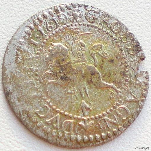 Литва, грош 1610 года