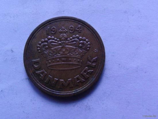 Дания 50 эре 1994г. распродажа