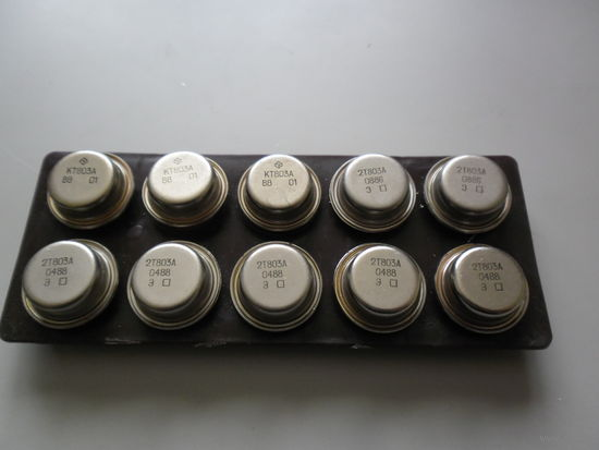 Транзистор КТ803А 2Т803А