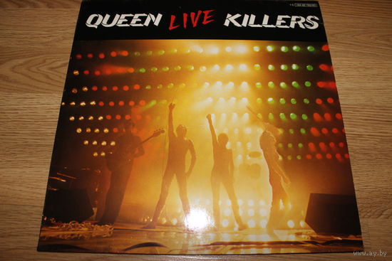 Queen - Live Killers - 2lp