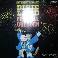 Internationales Dixieland Festival Dresden '80 - LP - 1980