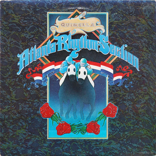 Atlanta Rhythm Section - Quinella - LP - 1981