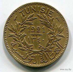 ТУНИС - ФРАНК 1921