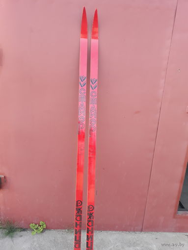 Лыжи СССР
