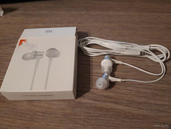 Внутрикальные наушники Mi in-Ear Xiaomi