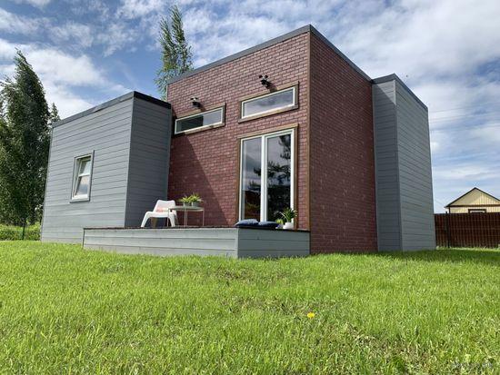 Уникальный модульный дом в стиле Лофт!
