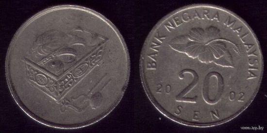 20 сен 2002 год Малайзия