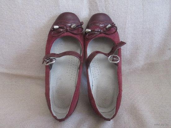Туфли для девочки 30 р