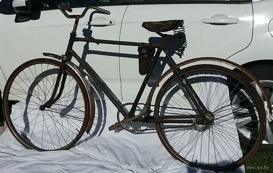 Велосипед BRANDENBURG 1939 г. довоенный Германия