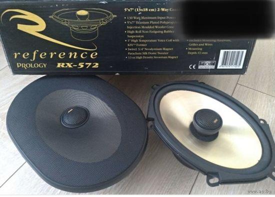PROLOGY RX-572 акустическая система 80 рублей.Новые в упаковке 2шт.